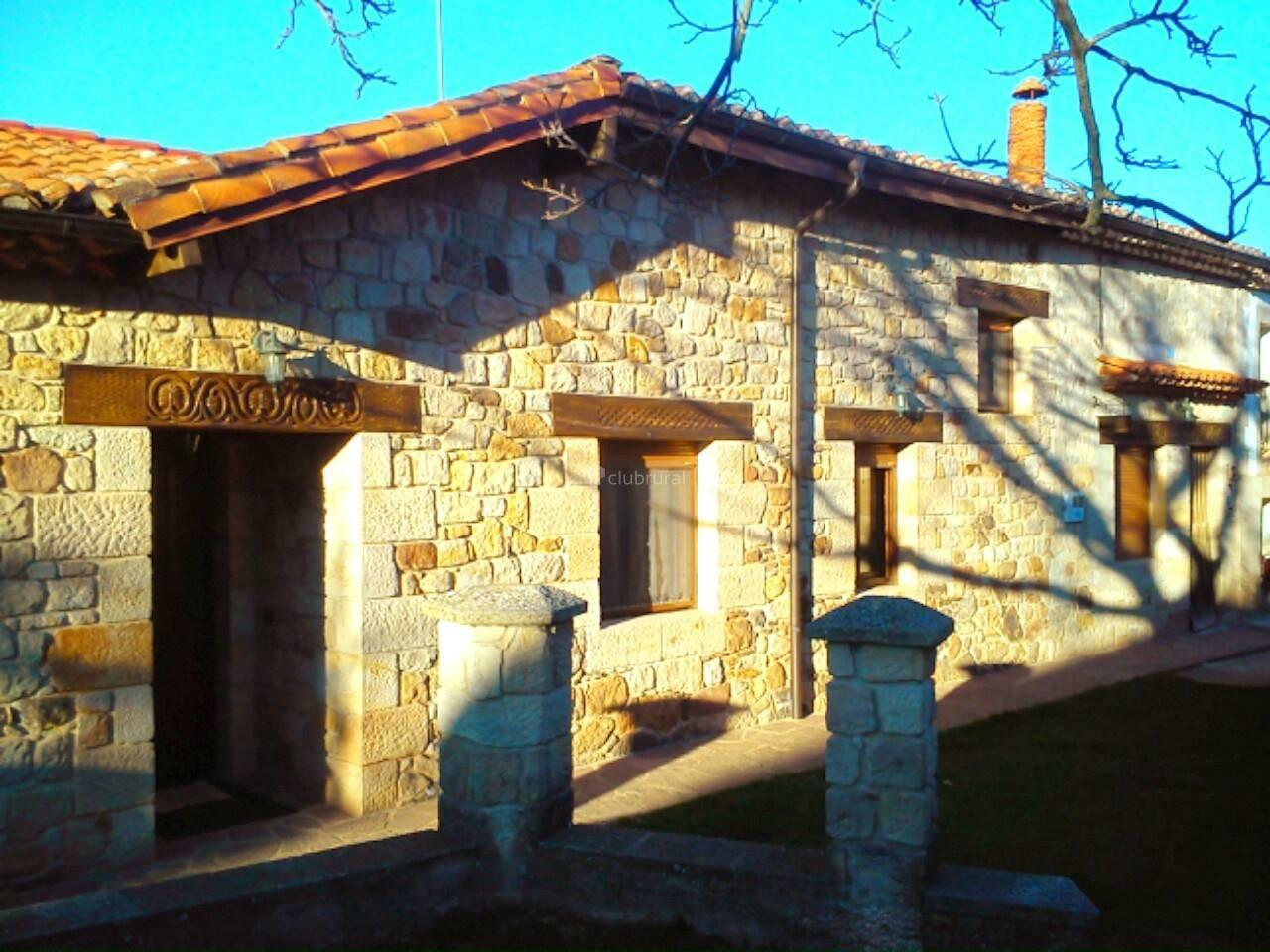 Fotos de la chimenea serrana burgos hacinas clubrural - La casa de la chimenea ...