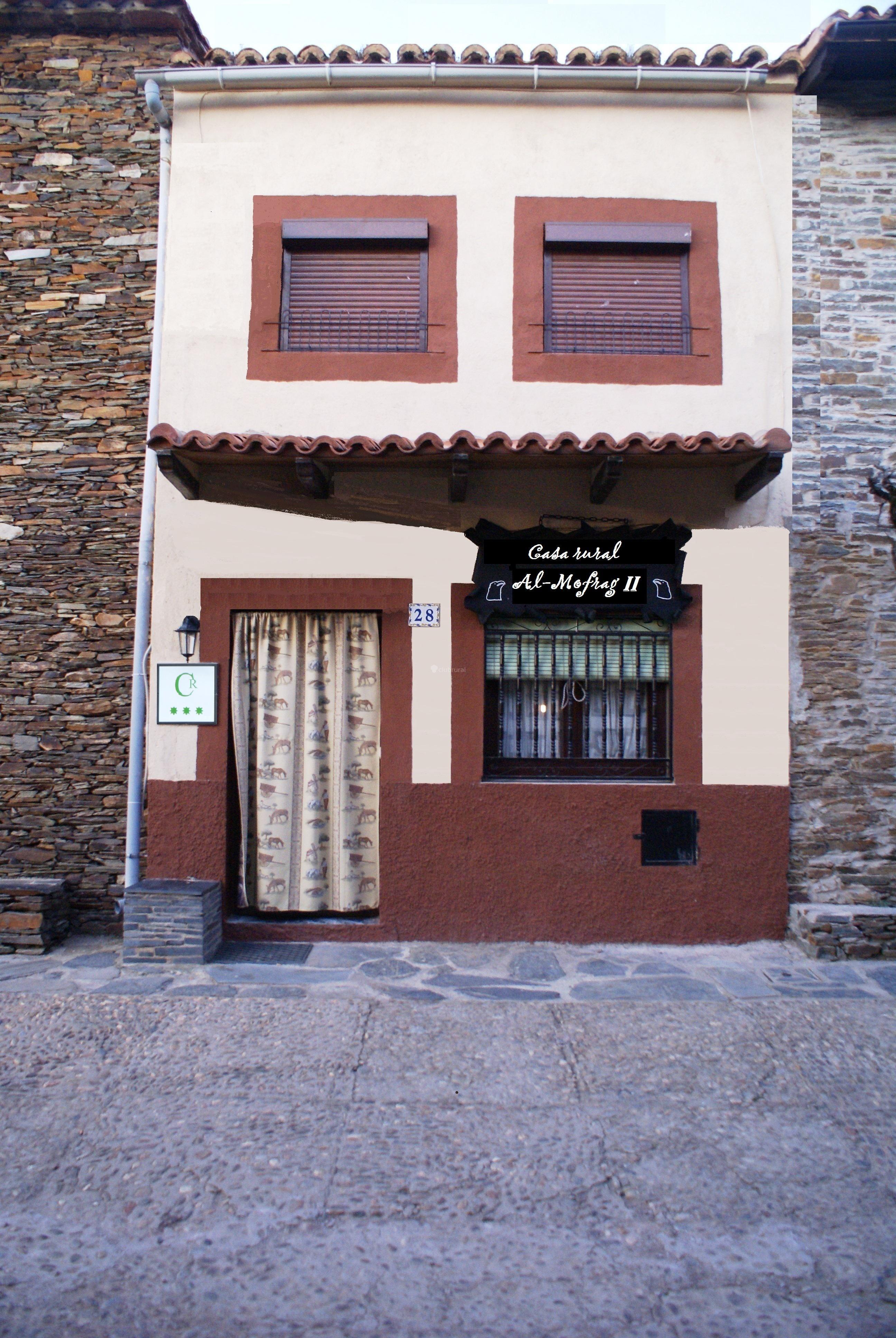 Fotos de casa rural al mofrag c ceres villarreal de san carlos clubrural - Casa rural monfrague ...