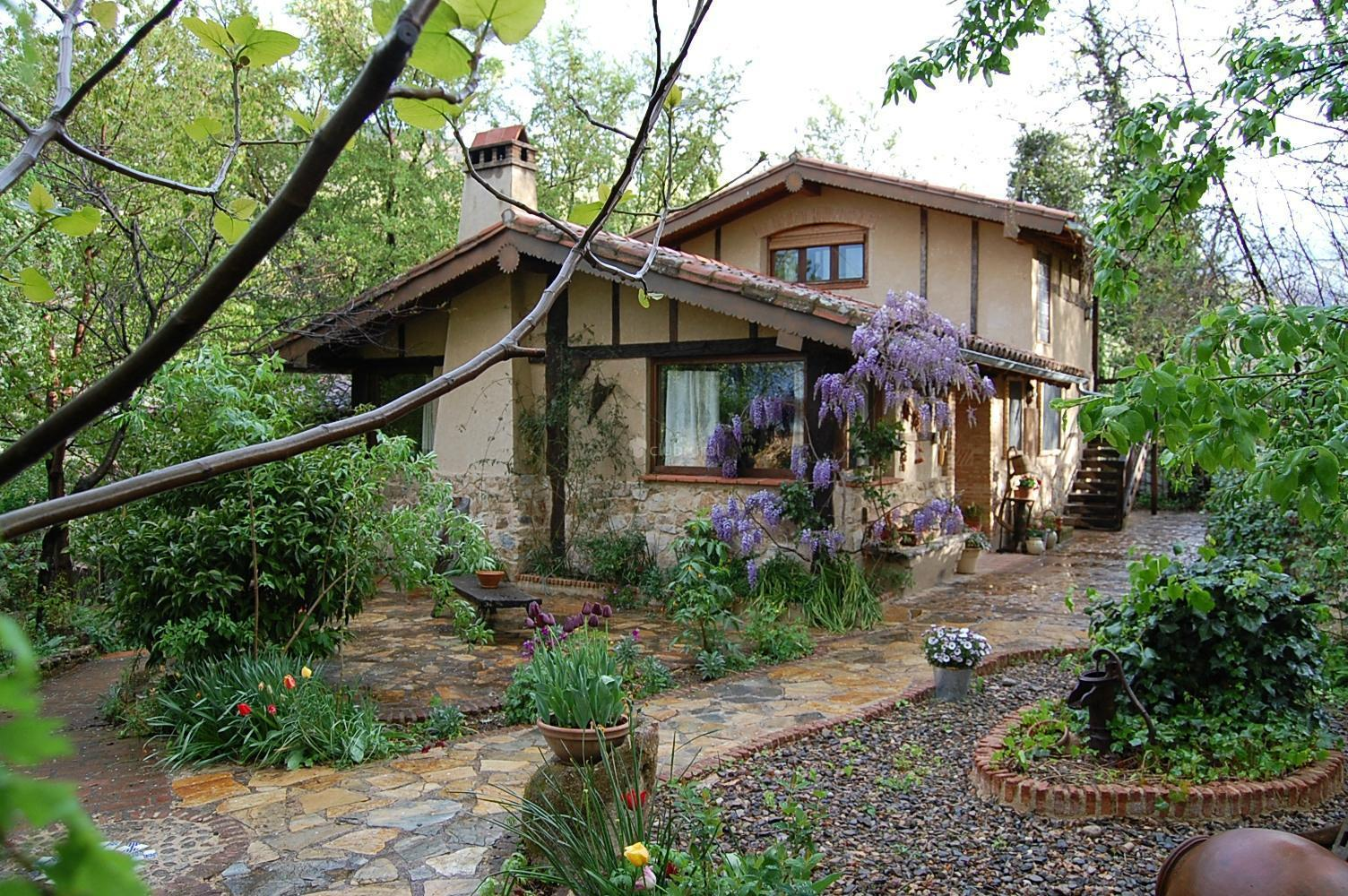 Fotos de casa rural del bosque c ceres navaconcejo - Casa rural colmenar de oreja ...