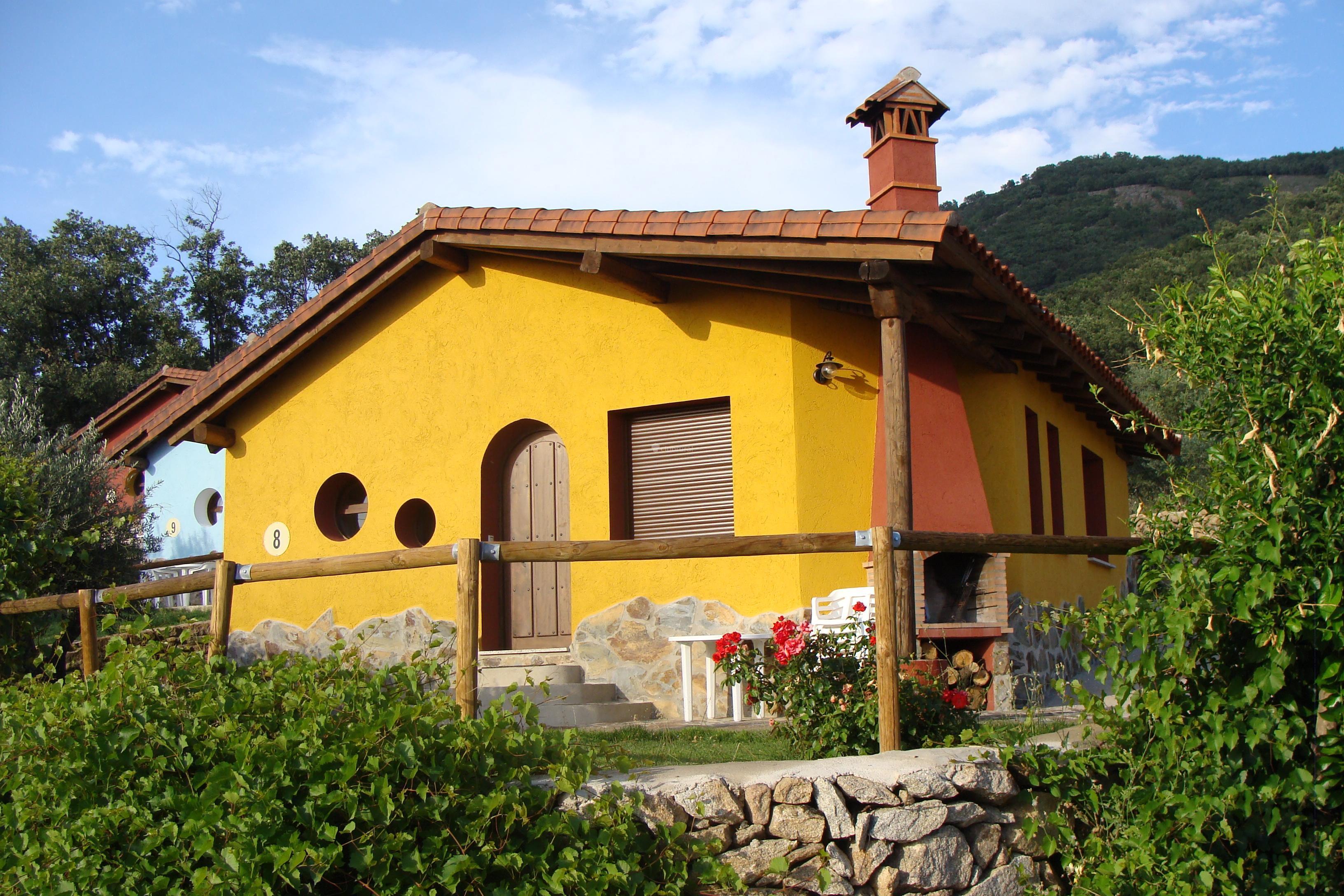 Fotos de casas rurales manolo c ceres casas del monte clubrural - Casa rural horcajo de los montes ...