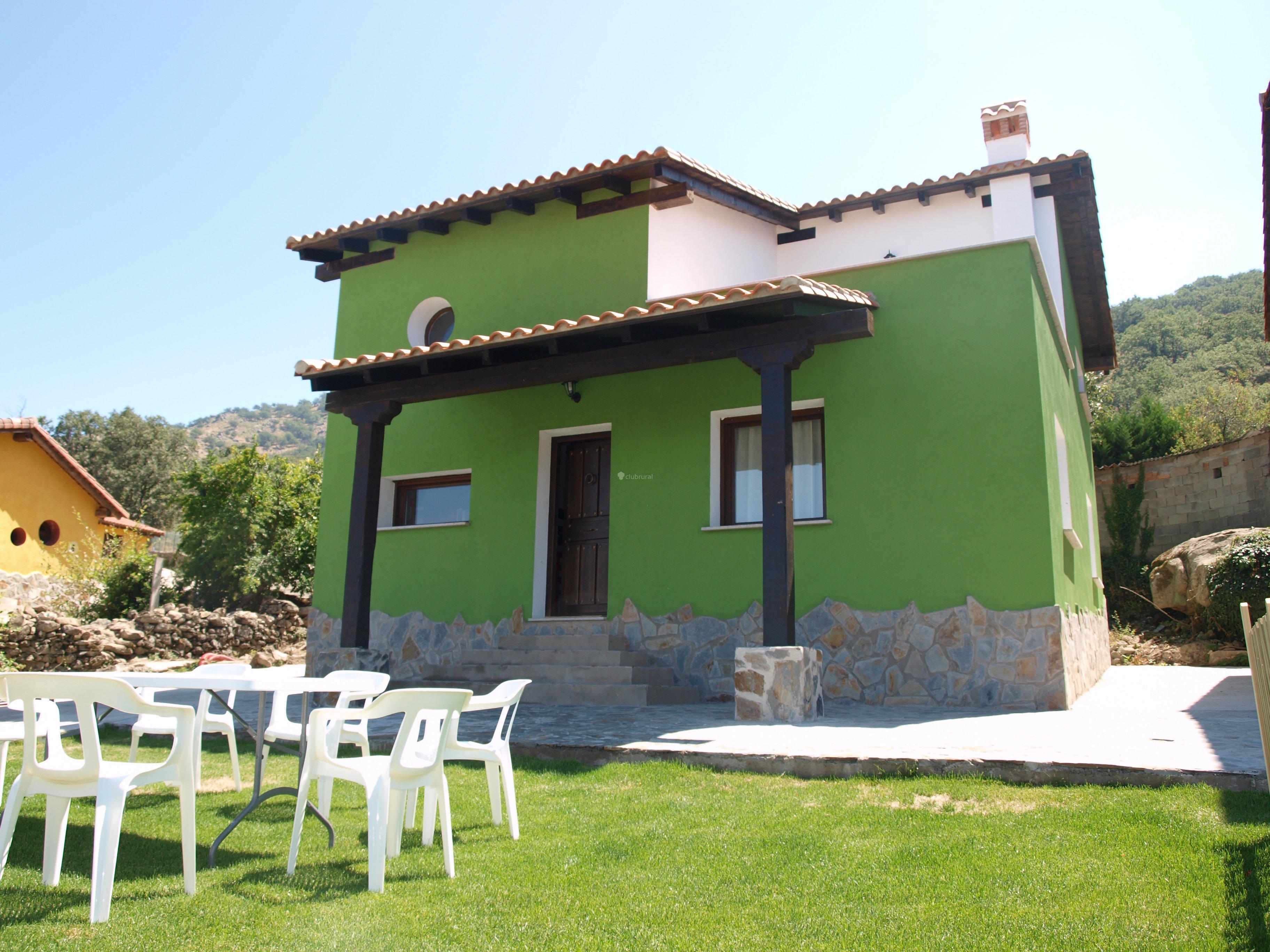 Fotos de casas rurales manolo c ceres casas del monte for Casas rurales en caceres con piscina