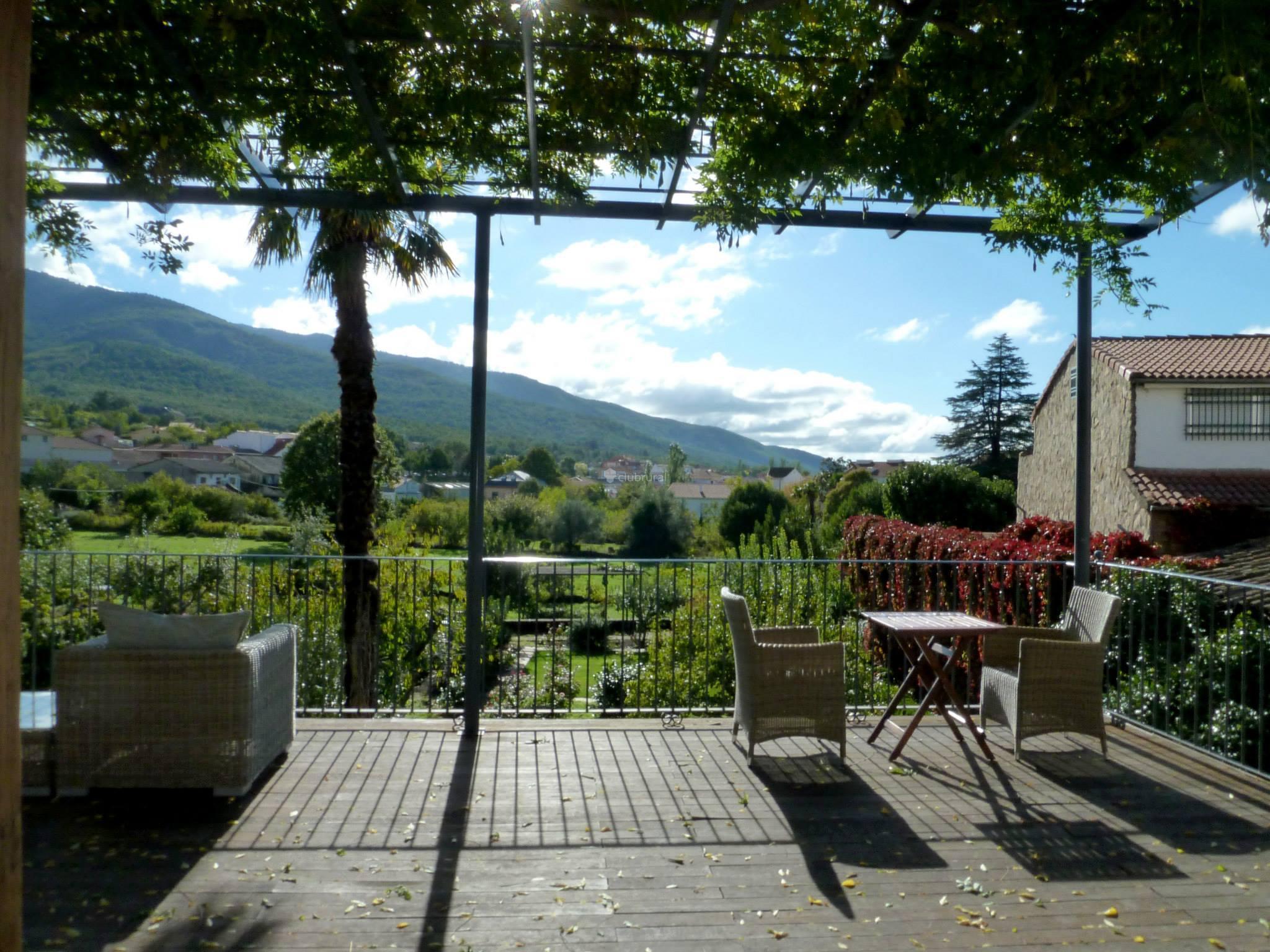 Fotos de el jardin del convento c ceres hervas clubrural - Casa rural el jardin ...