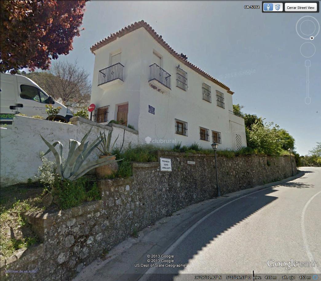 Fotos de casa azahar c diz zahara de la sierra clubrural - Casa rural bolonia cadiz ...