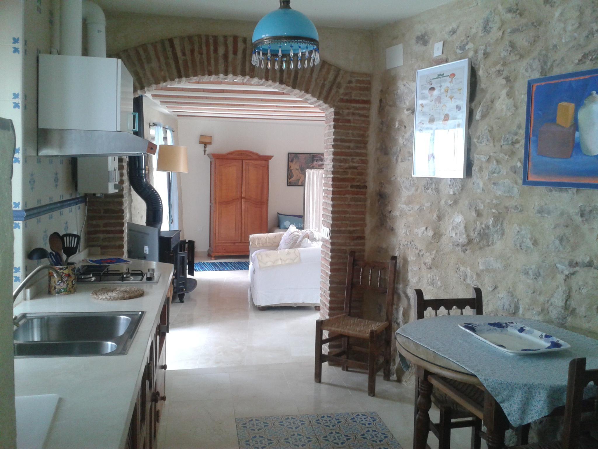 Fotos de casa de las piedras c diz grazalema clubrural - Casa rural bolonia cadiz ...