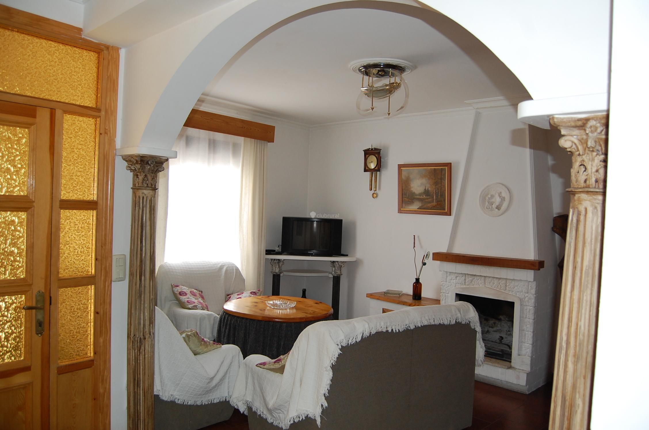 Fotos de las columnas c diz grazalema clubrural - Casa rural bolonia cadiz ...