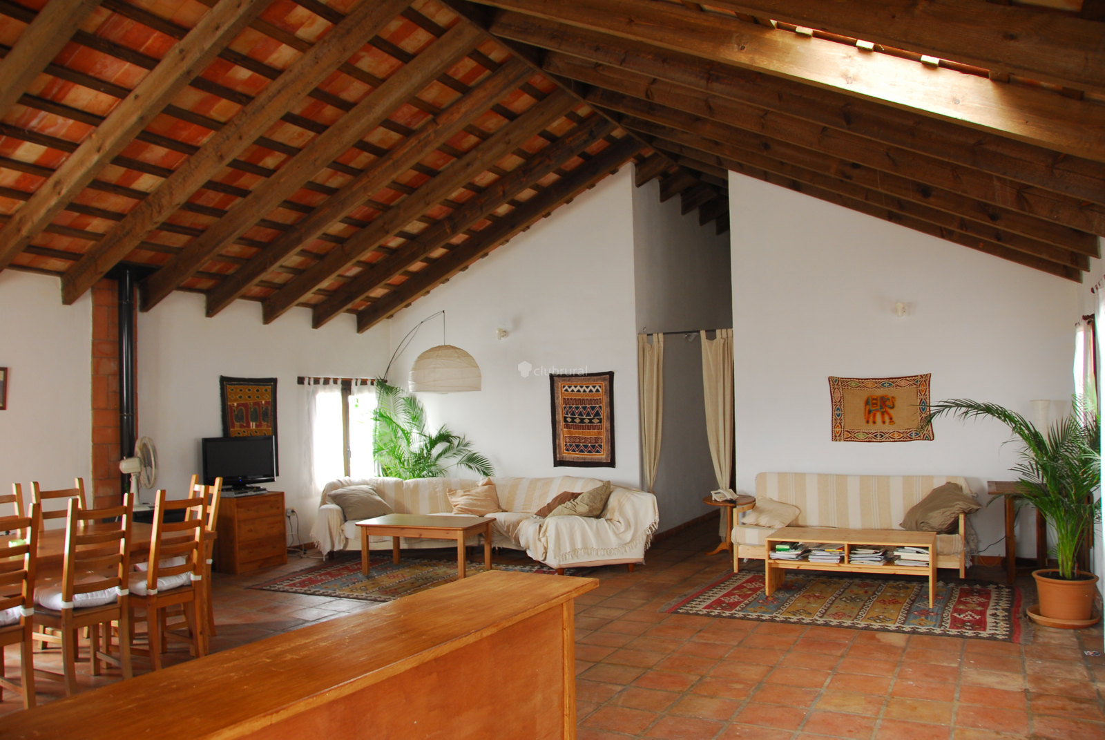 Fotos de casa mart c diz jimena de la frontera clubrural - Casa rural jimena ...