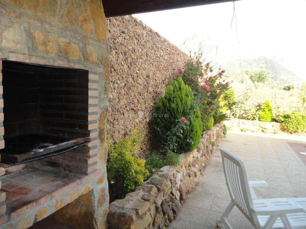 Fotos de casas rurales en el gastor c diz el gastor clubrural - Casa antonio zahara ...