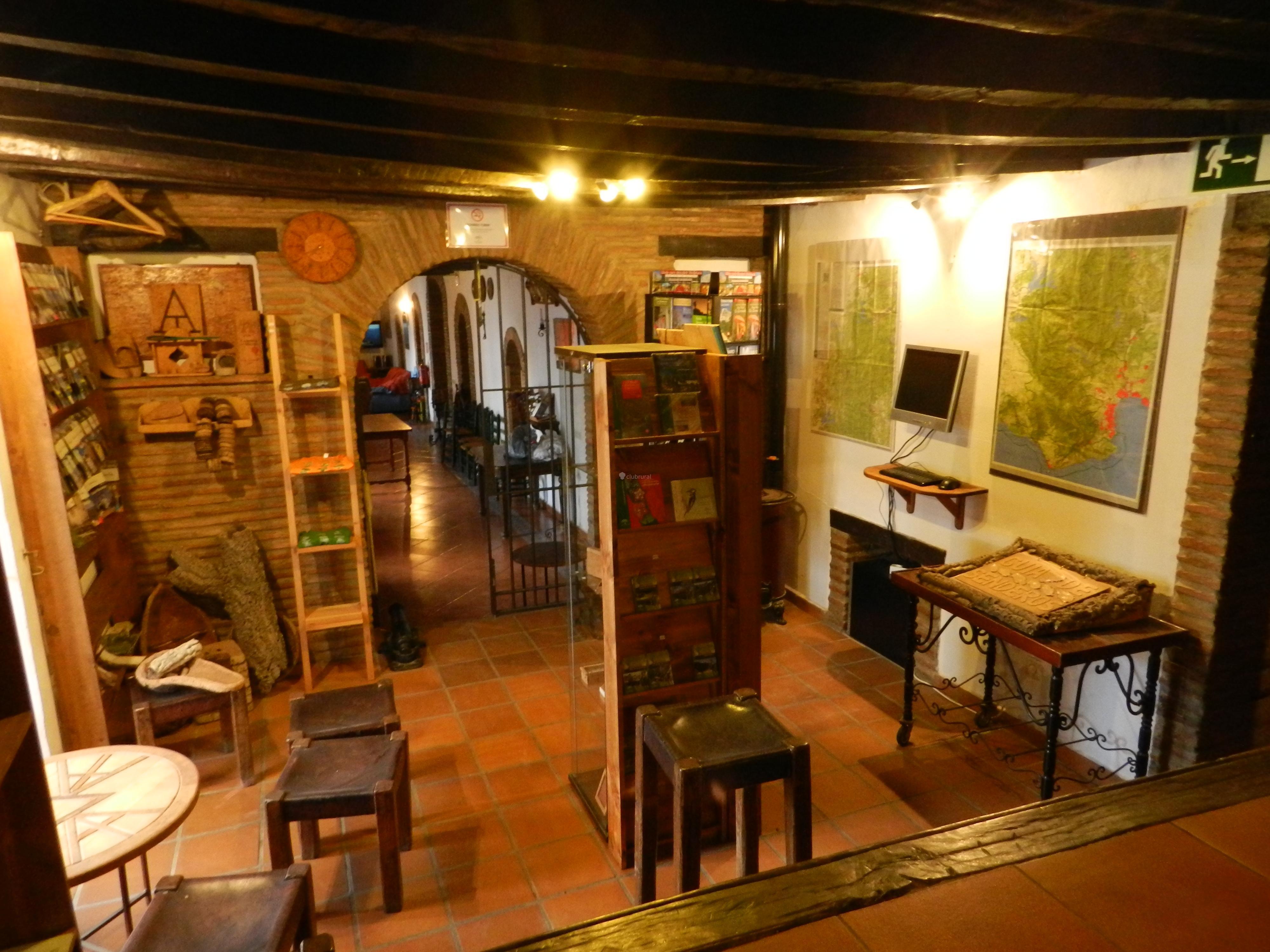 Fotos de posada la casa grande c diz jimena de la - Casa rural jimena ...