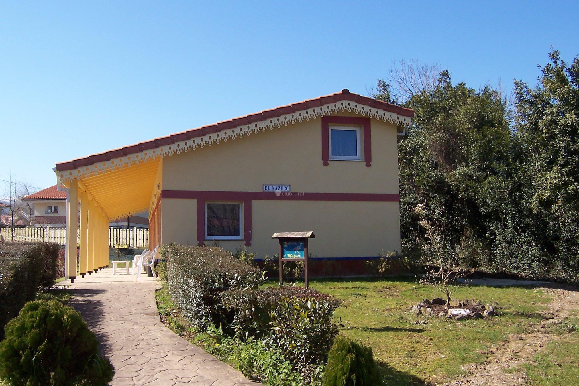 Fotos de albergue campo de vacaciones el mazo cantabria - Casas rurales en el campo ...