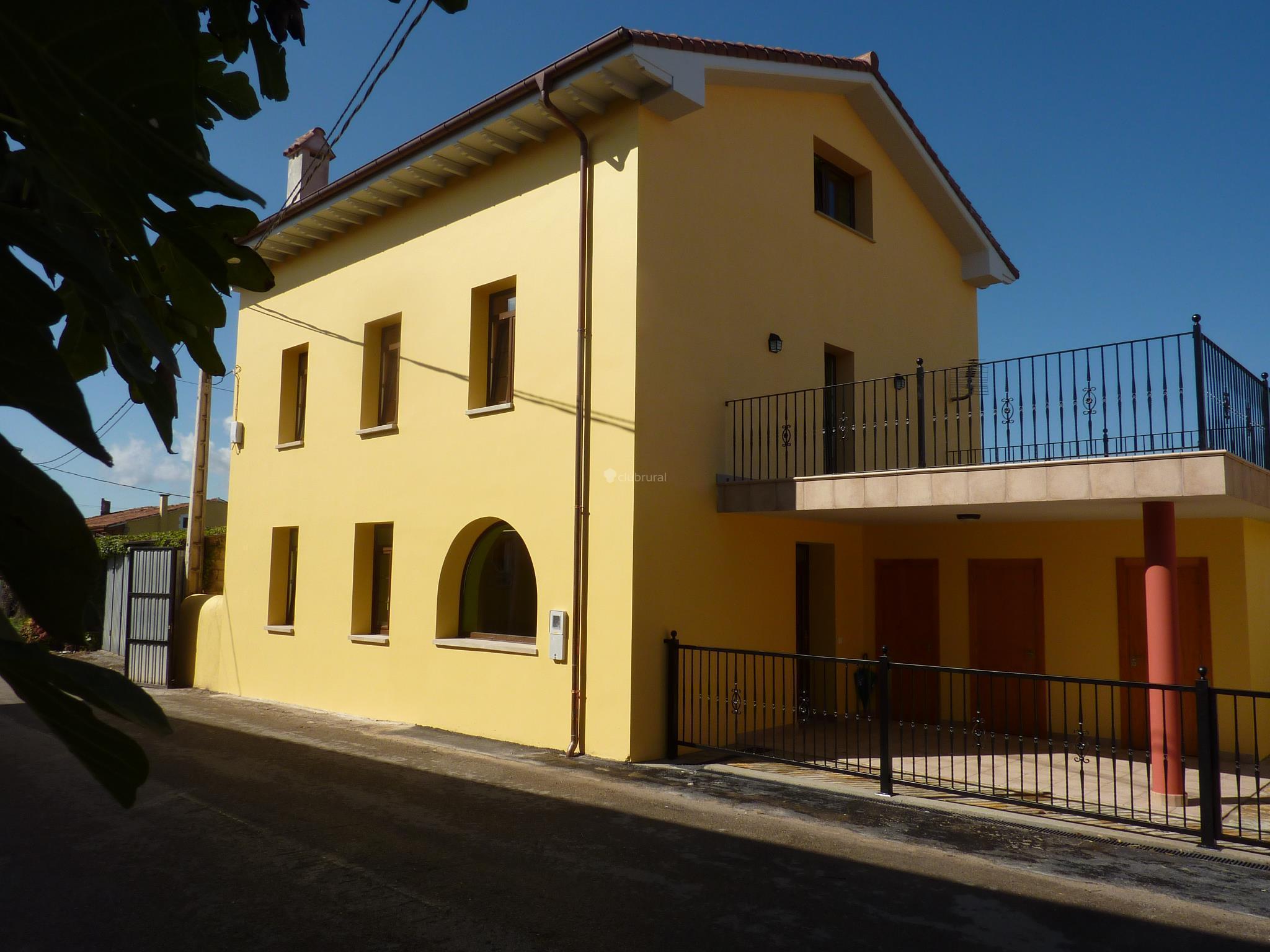 Fotos de albergue de cab rceno cantabria villaescusa clubrural - Casas rurales cantabria alquiler integro ...