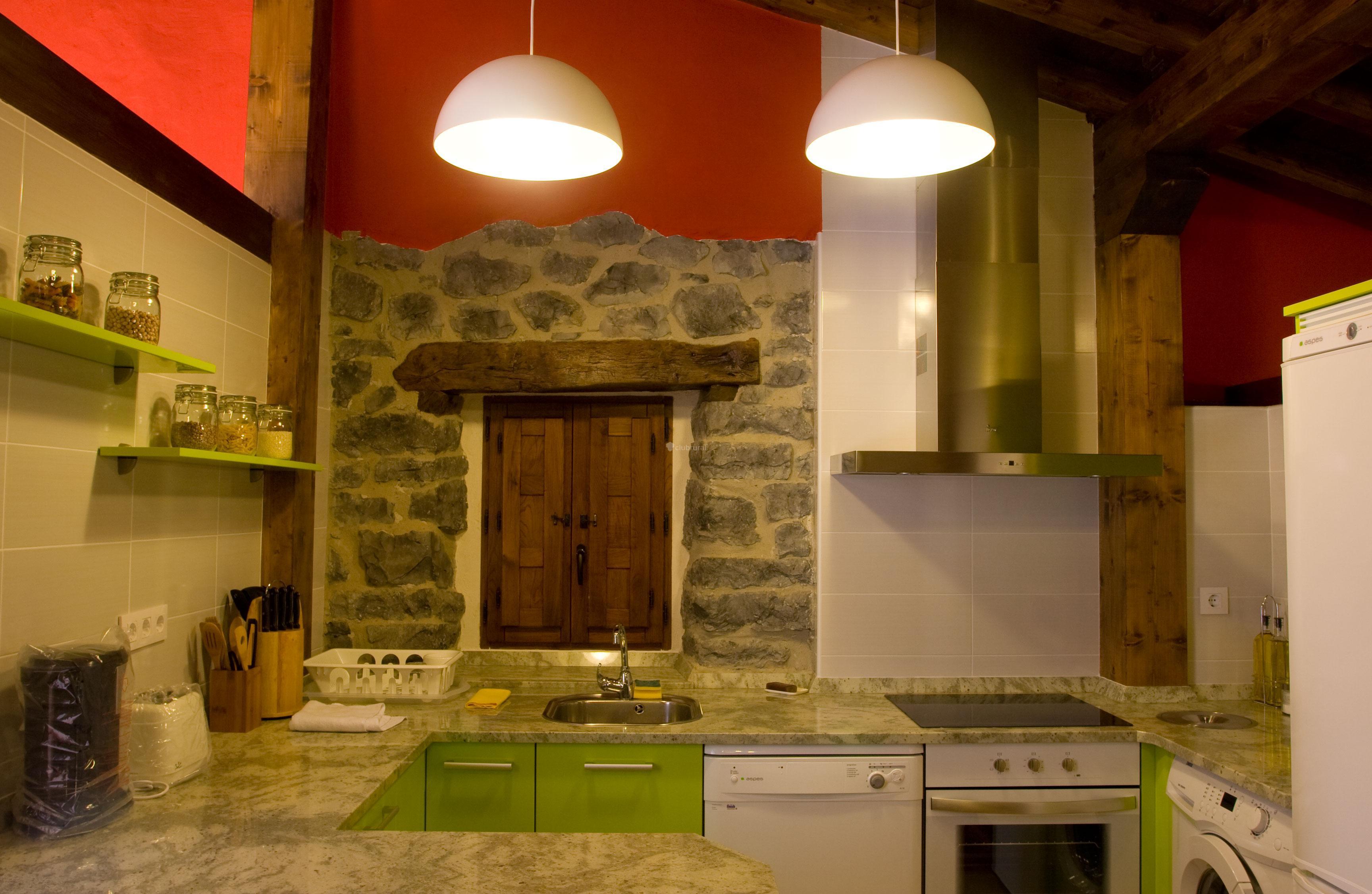 Magnífico Isla De Cocina Cascada Festooning - Ideas de Decoración de ...