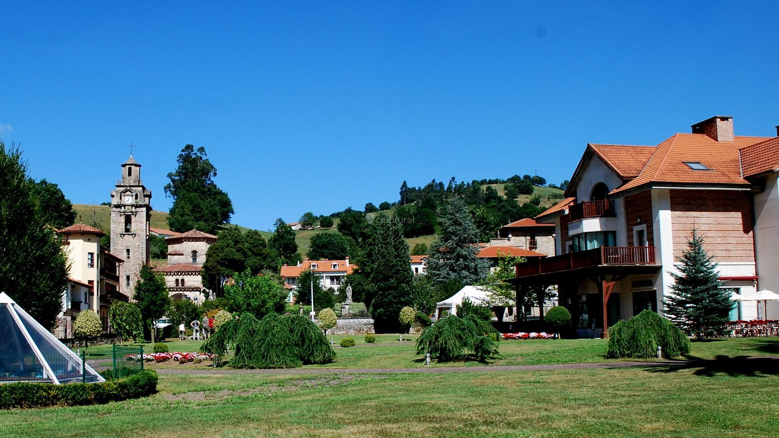 Fotos de gran hotel puente viesgo cantabria puente viesgo clubrural - Casa rural puente viesgo ...