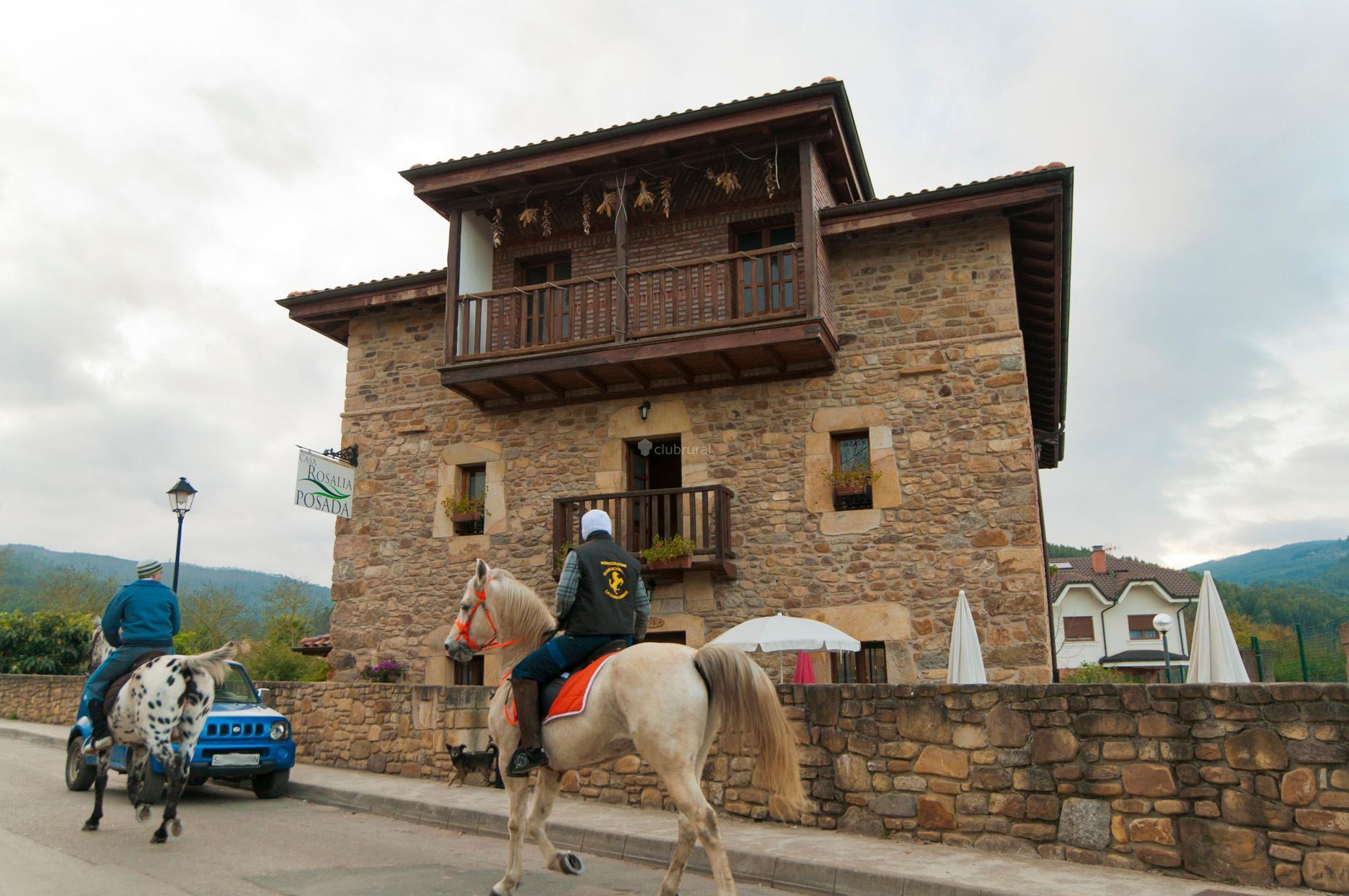 Fotos de posada casa rosalia cantabria castro urdiales clubrural - Posada casa rosalia ...