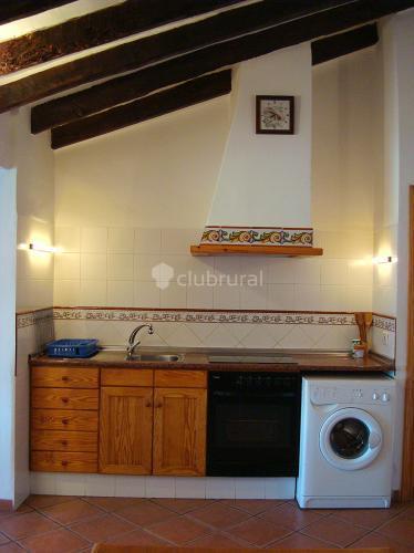 Fotos de la casa de la luna castell n azuebar clubrural for Cocinas castellon precios