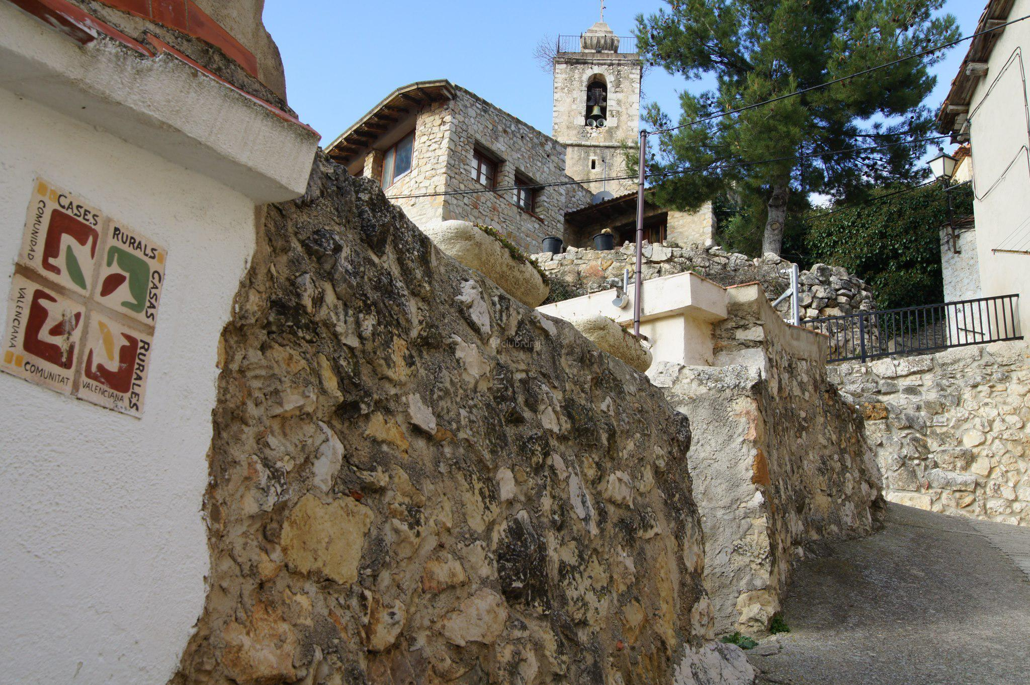Fotos de casa manolita i y ii castell n la pobla de benifassa clubrural - Casa rural fredes ...