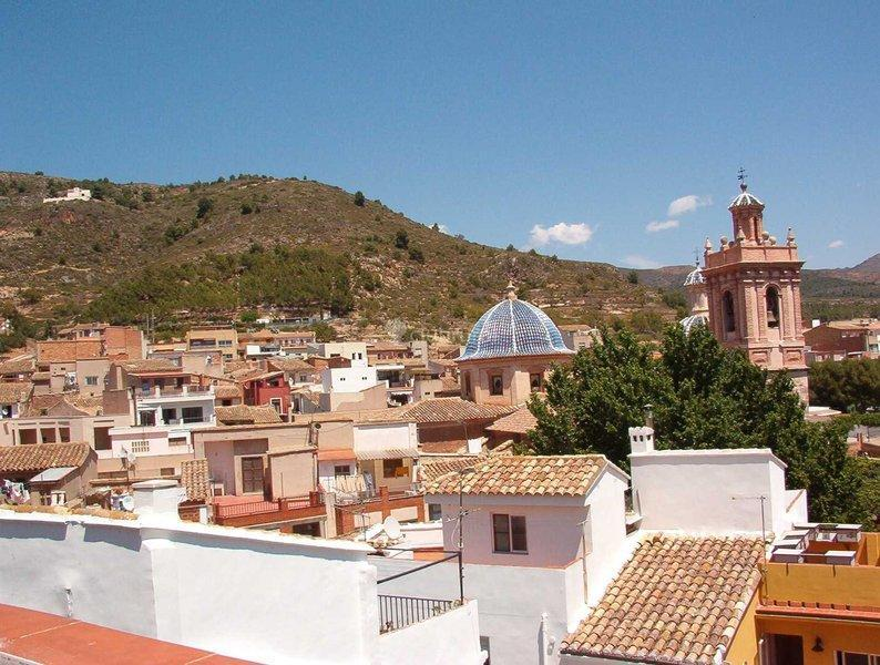 Fotos de casa rural plaza del olmo castell n - Casa rural navajas ...