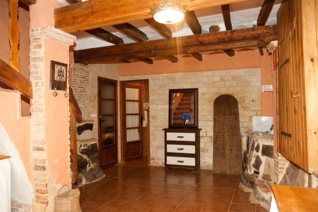 Fotos de la casa mora castell n jerica clubrural - Casa rural castellon jacuzzi ...