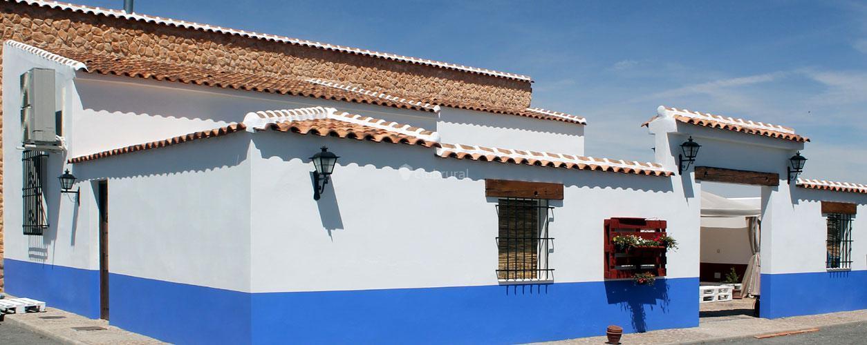 Fotos de casa de pacas ciudad real almagro clubrural for Casas rurales con piscina en castilla la mancha