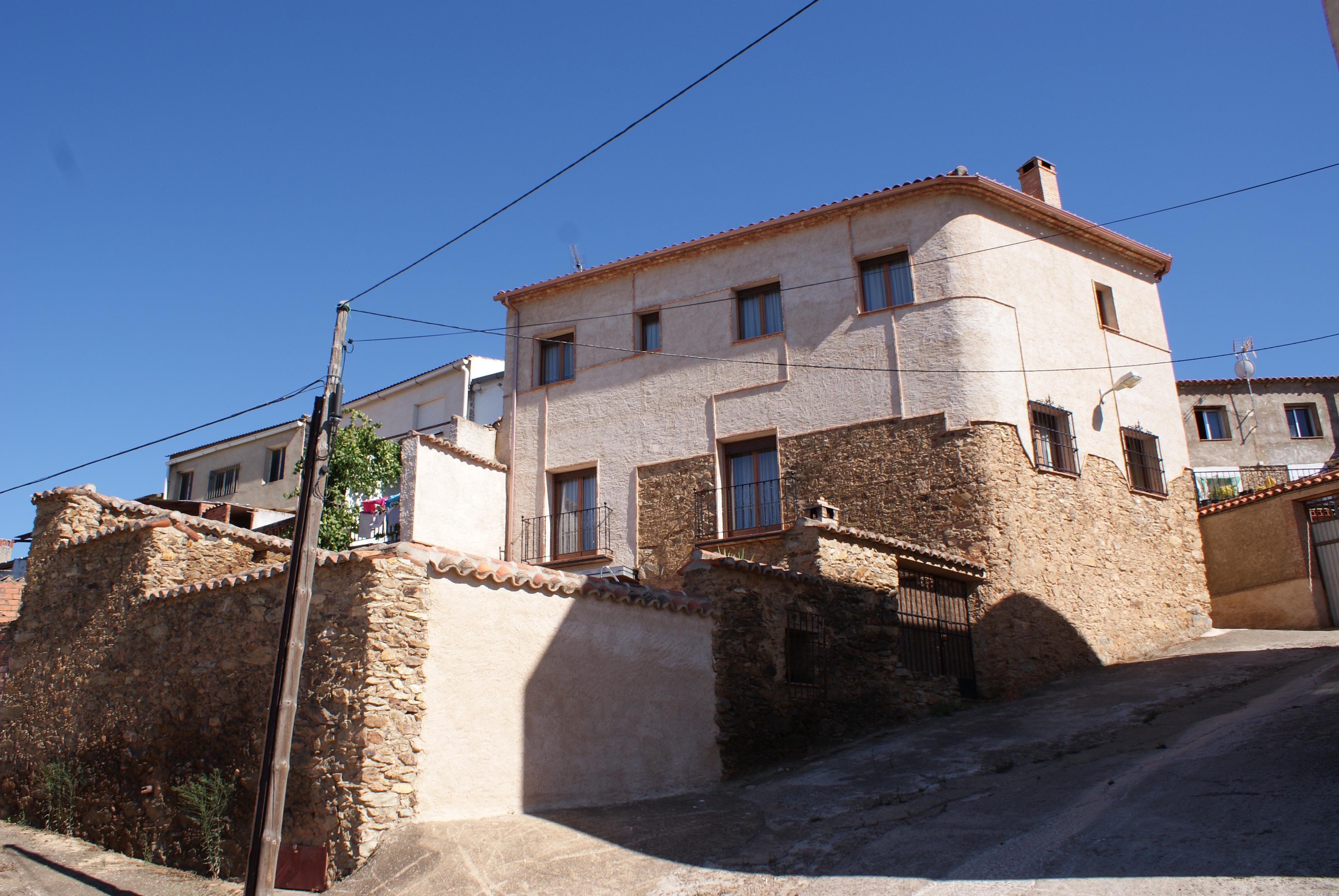 Fotos de casa del tio dionisio ciudad real horcajo de los montes clubrural - Casa rural horcajo de los montes ...