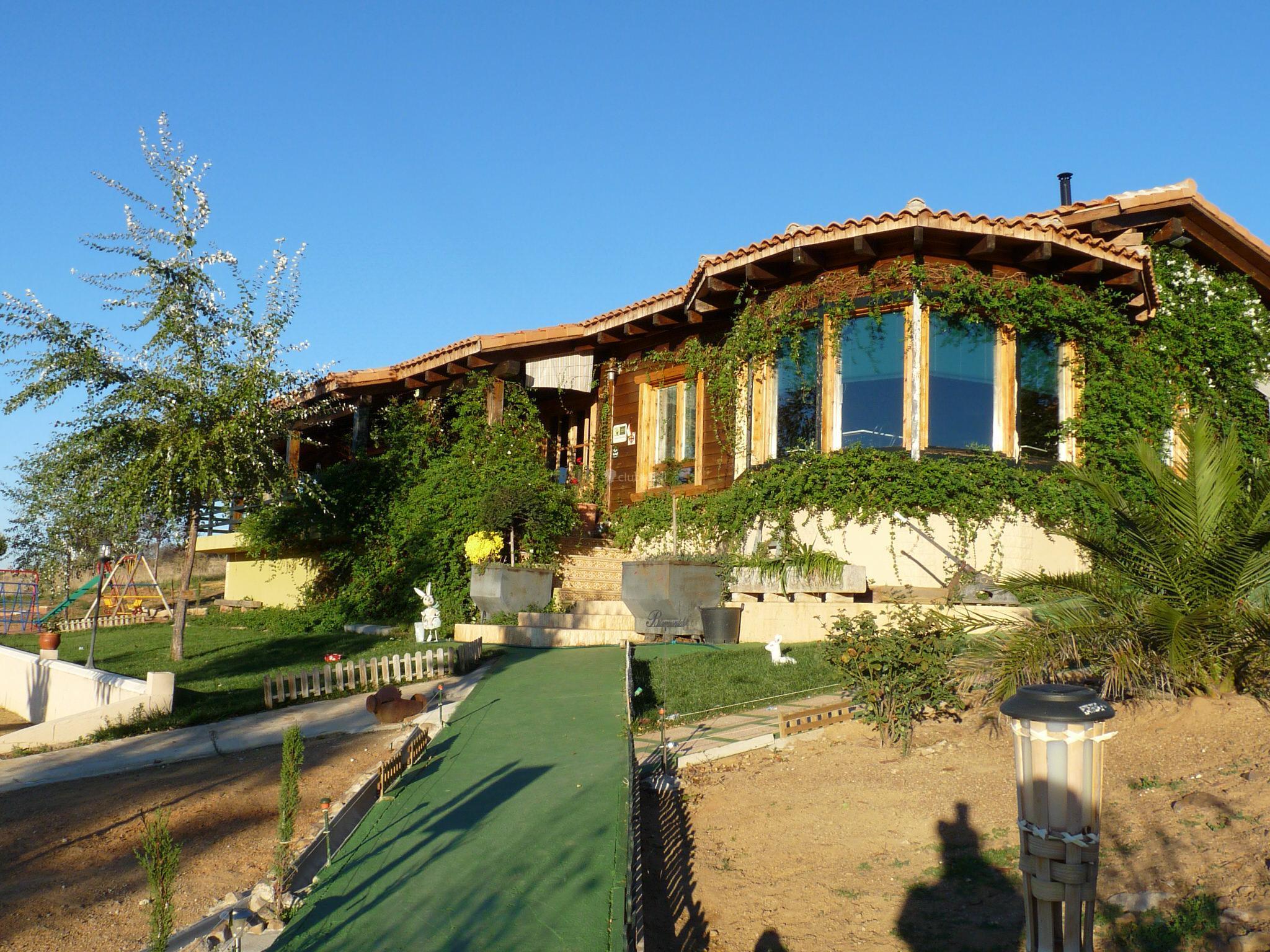 Fotos de casa del valle ciudad real hinojosas de - Casas montornes del valles ...