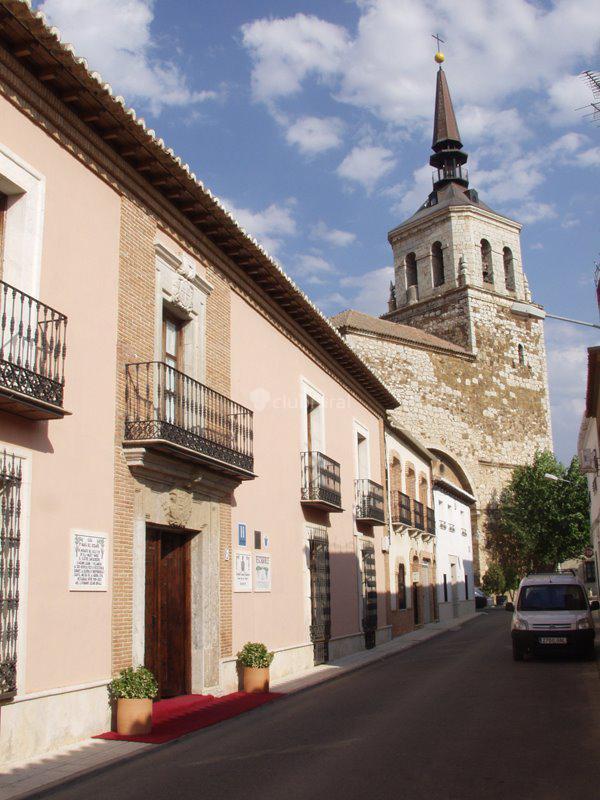 Fotos de hotel casa palacio santa cruz de mudela ciudad real santa cruz de mudela clubrural - Casa santa cruz ...