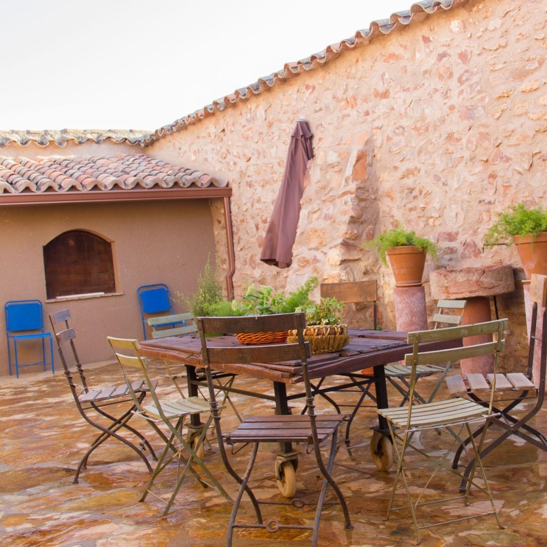 Fotos de la huerta el bao ciudad real alhambra clubrural - Casas rurales la huerta ...