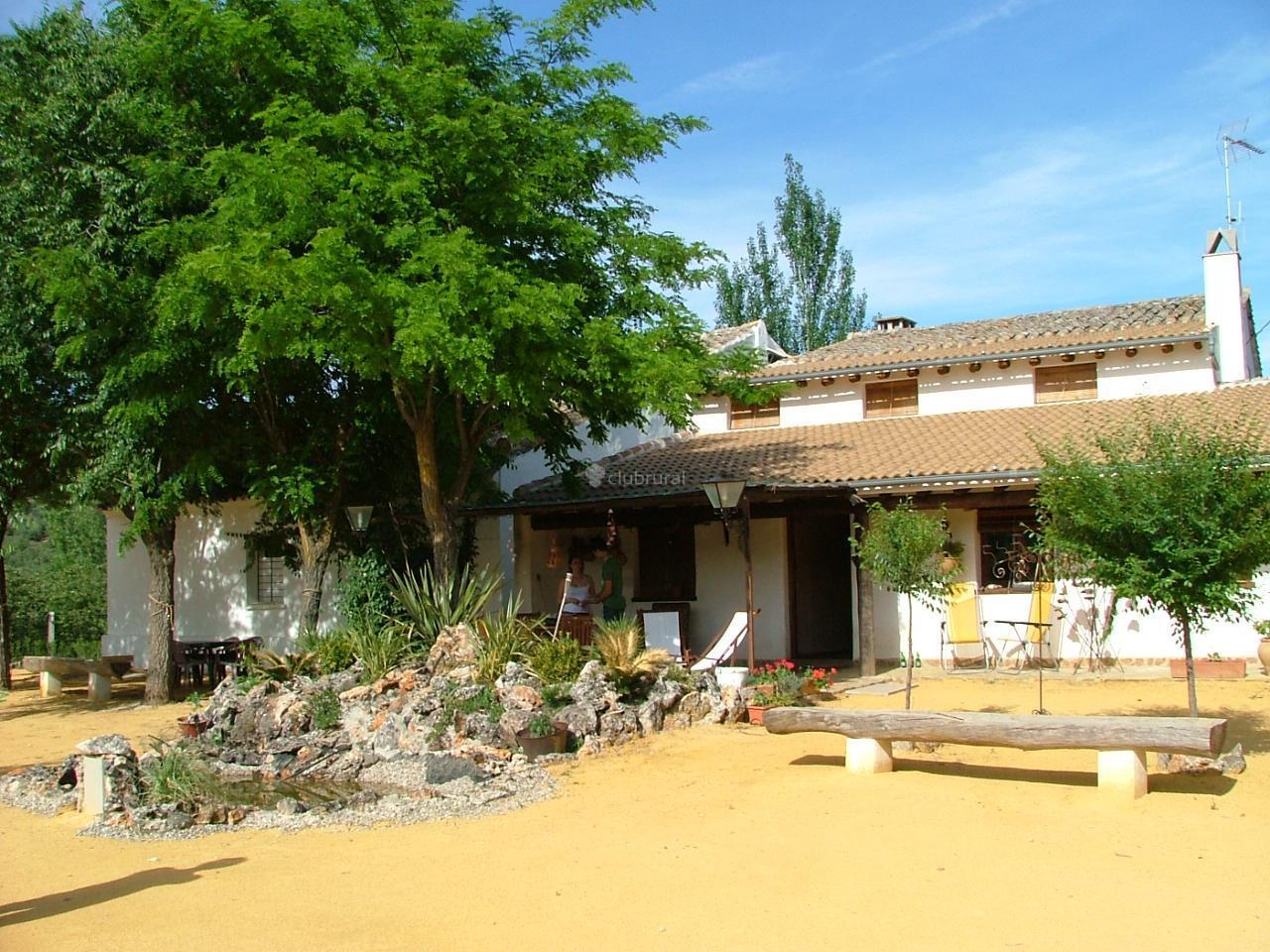 Fotos de huerta de las palomas c rdoba carcabuey - Casa rural las lilas ...