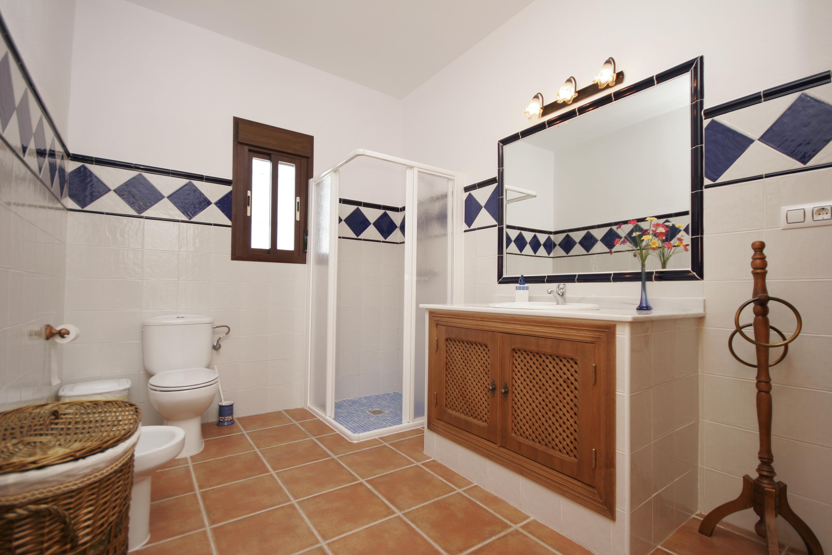 Fotos de casa rural manolin c rdoba posadas clubrural for Casa de azulejos cordoba