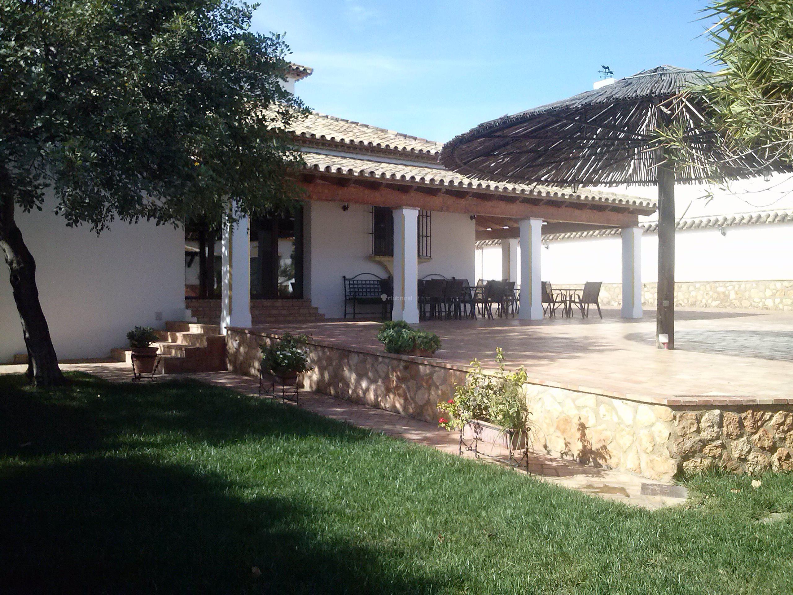 Fotos de casa rural san miguel c rdoba hornachuelos clubrural - Casa rural colmenar de oreja ...