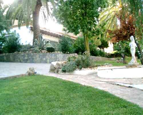 Fotos de la casa del jardin c rdoba montemayor clubrural for Casa rural jardin del desierto tabernas