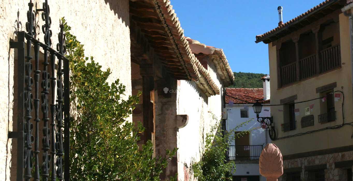 Fotos de casa rural ca la quintina cuenca valdemeca for Casa rural priego cuenca