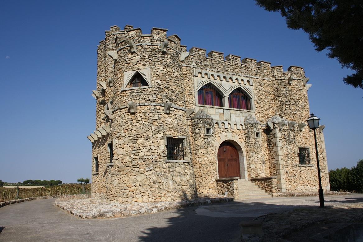 Fotos de casa rural el castillo de barambio cuenca buenache de alarcon clubrural - Casa rural el castillo ...