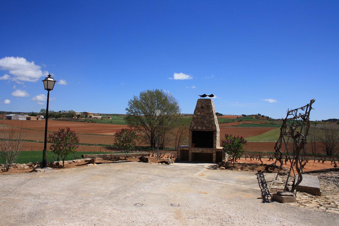 Fotos de casa rural el castillo de barambio cuenca for Casa rural priego cuenca