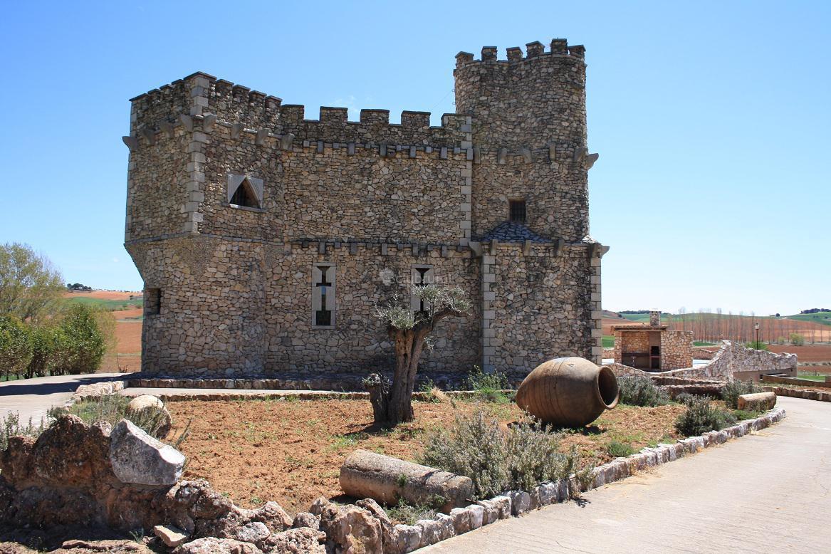 fotos de casa rural el castillo de barambio cuenca