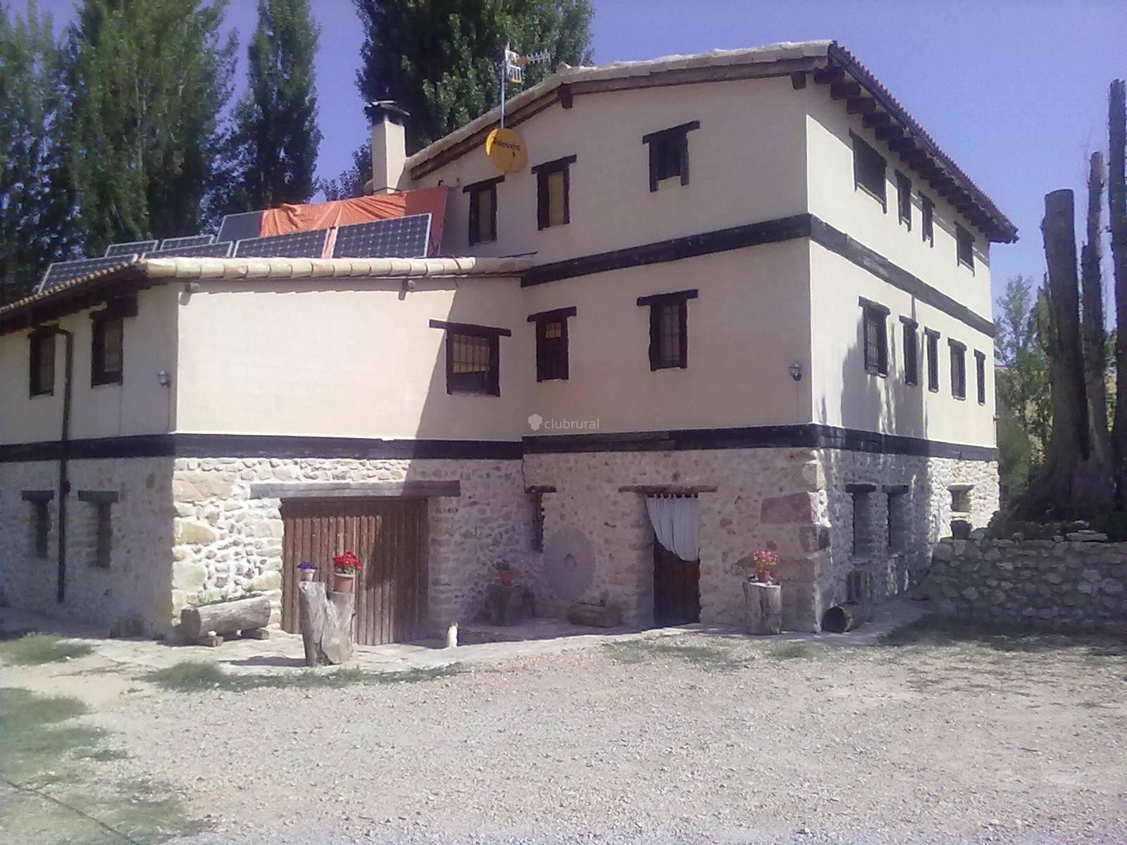 Fotos de casa rural molino de abajo cuenca villar de for Casa rural priego cuenca