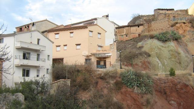 Fotos de casa serrana cuenca santa cruz de moya - Casa rural los garridos ...