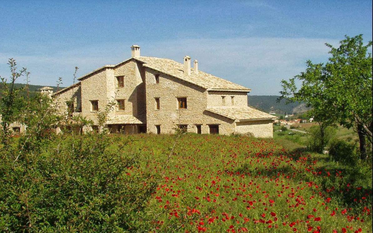 Fotos de la casa de la herrer a cuenca vega del for Casa rural priego cuenca