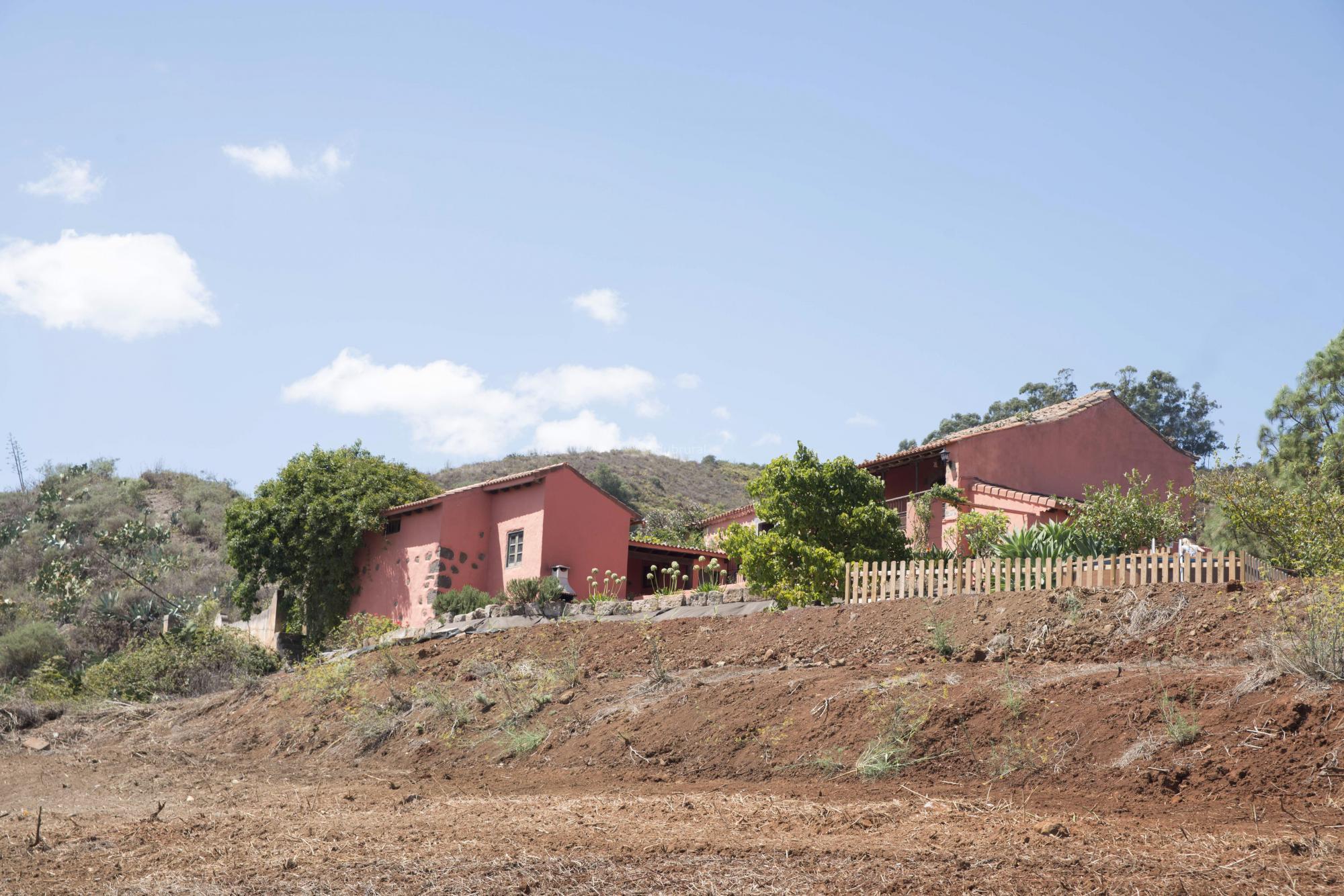 Fotos de casa rural la caldera gran canaria teror - La casa de las calderas ...