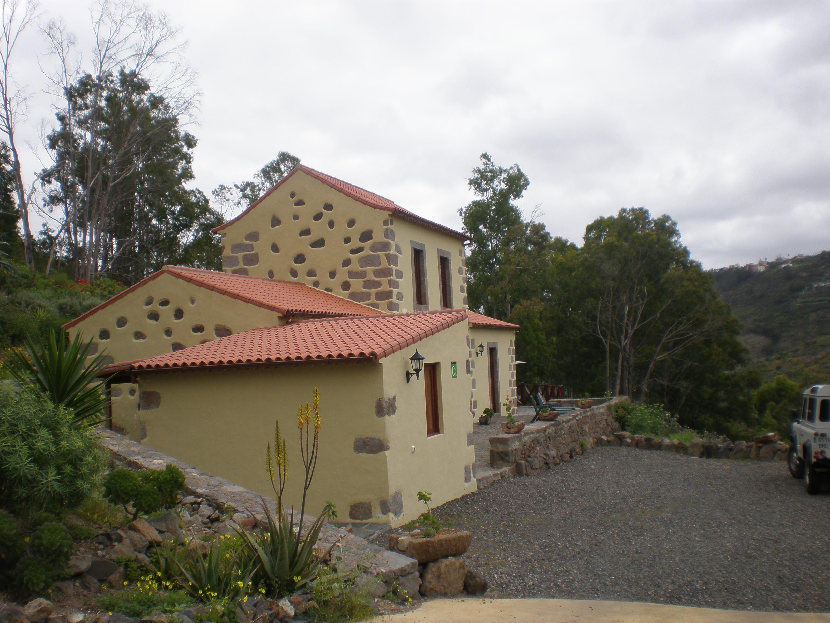 Fotos de casa rural las caldereras gran canaria teror - Casa rural las lilas ...