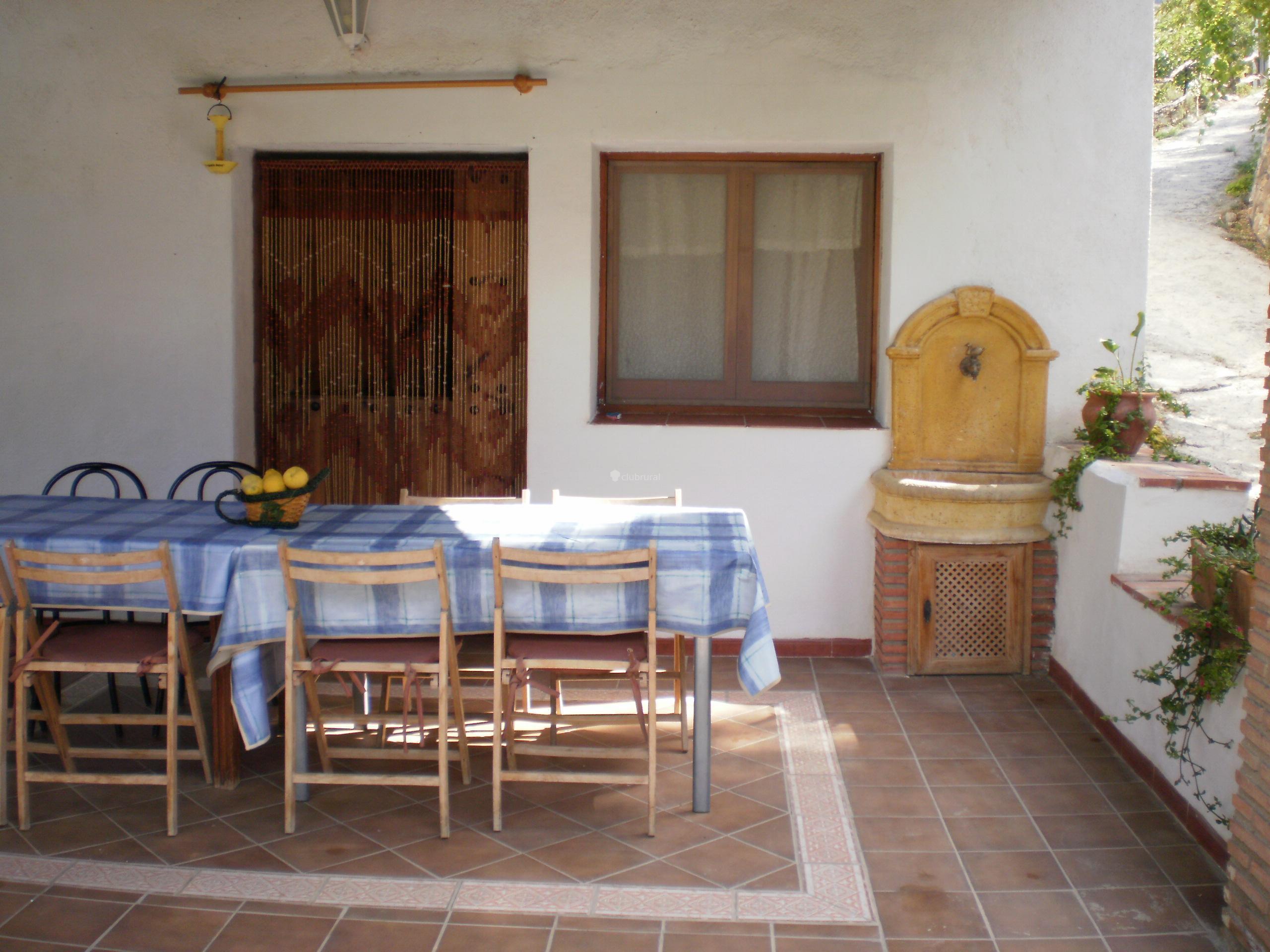 Fotos de casas rurales barranco padilla granada lecrin - Fotos casas rurales ...