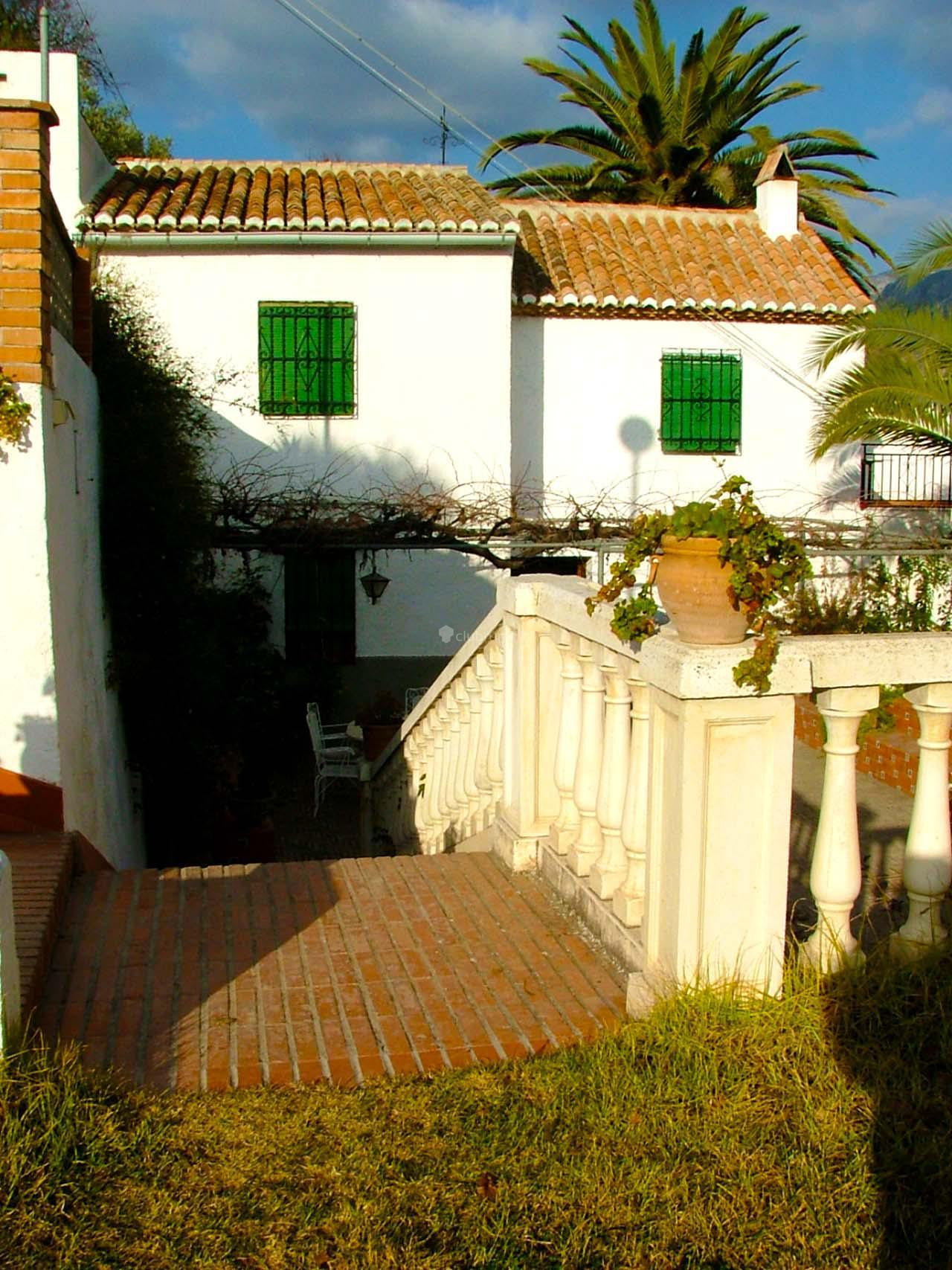 Fotos de casa de josefina granada durcal clubrural for Casa relax granada