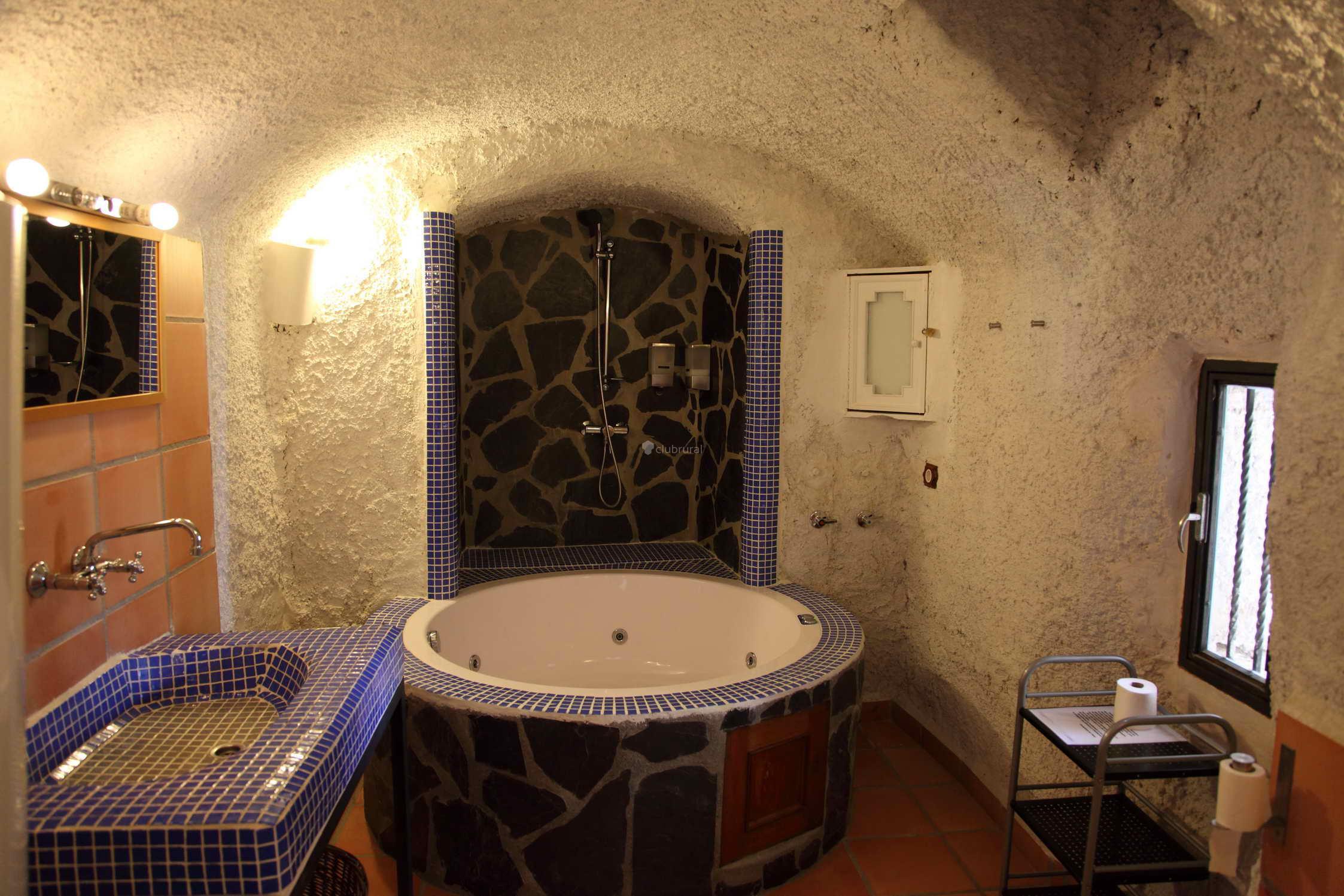 Fotos de casas cueva la tala granada guadix clubrural - Casas cueva granada jacuzzi ...