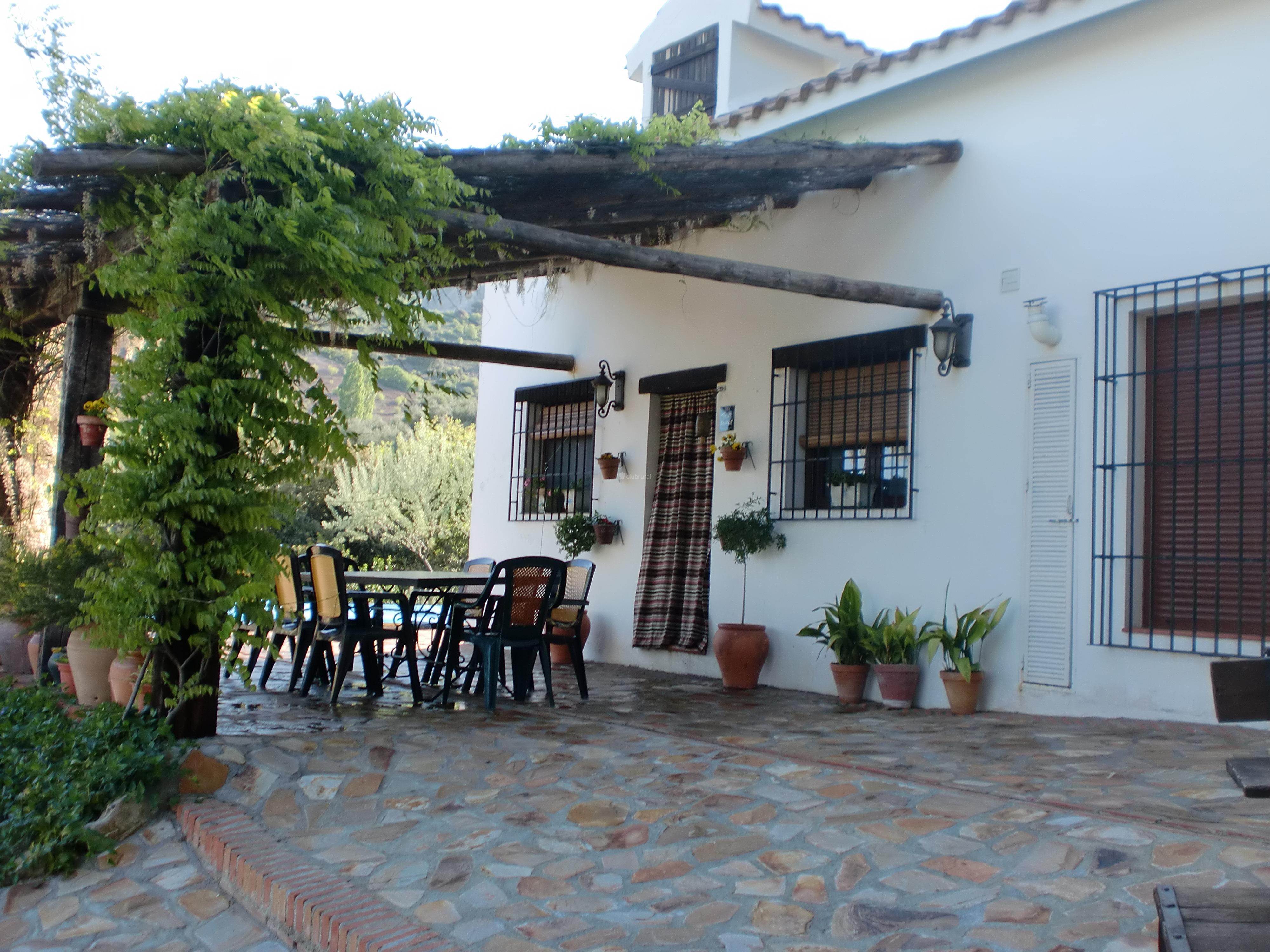 Fotos de cortijo alnarache granada illora clubrural - Granada casa rural ...