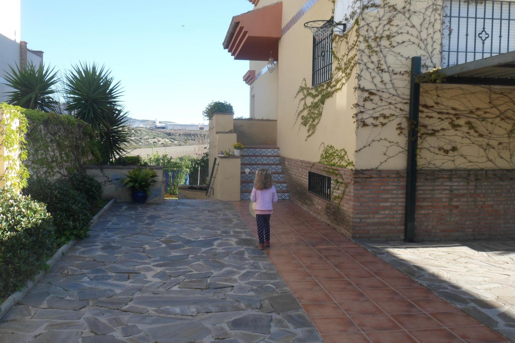 Fotos de la casa de las flores granada alhendin clubrural - Casa rural la zubia ...