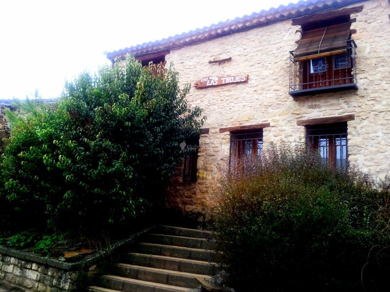 Fotos de casa las trojes guadalajara tamajon clubrural - Casa rural las lilas ...