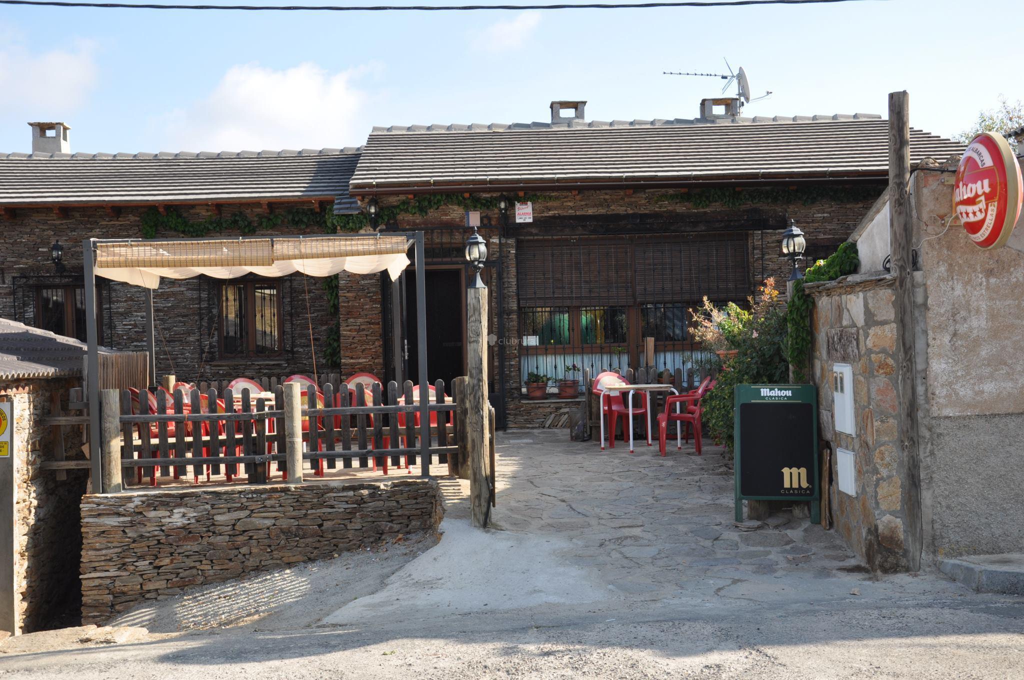 Fotos de casa rural albarcas guadalajara villares de jadraque clubrural - Casa rural hiendelaencina ...