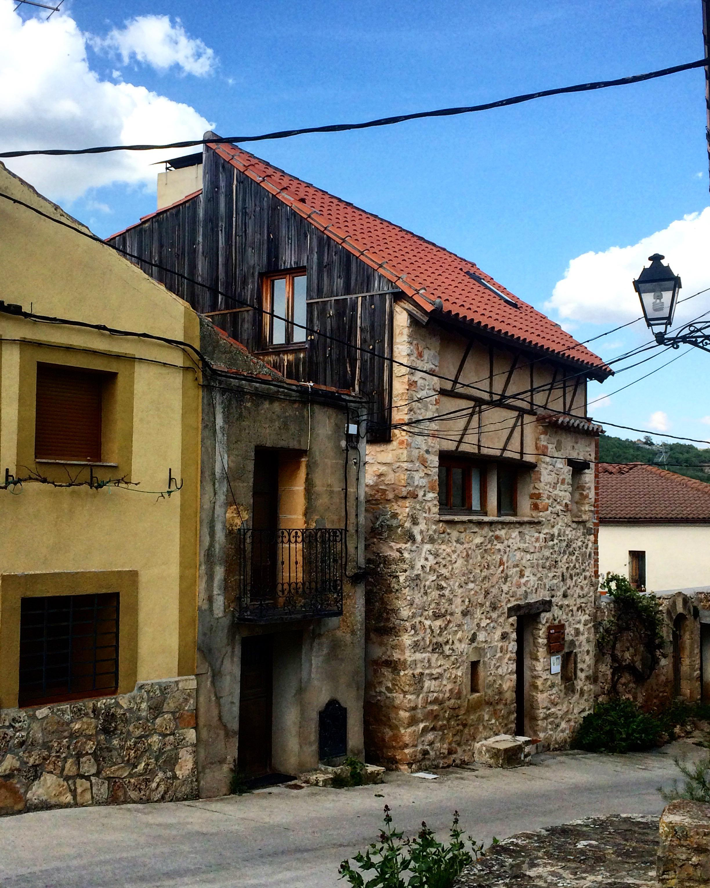 Fotos de casa rural caballito de madera guadalajara - Casa rural de madera ...