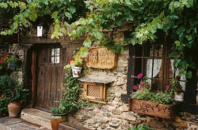 Fotos de casa rural el nido de valverde guadalajara for Casa rural romantica madrid