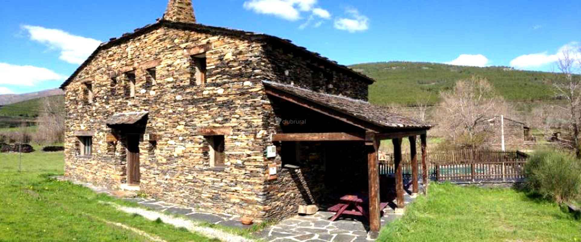 Fotos de casa rural la pizarra negra guadalajara - Casas rurales en la provenza ...