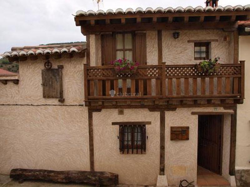 Fotos de casa rural loranca guadalajara loranca de taju a clubrural - Casas rurales guadalajara baratas ...